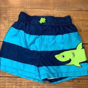Boys Swim Trunks - size 12 months